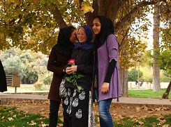 Eram Garten in Shiraz