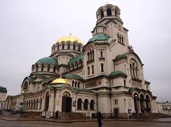 Alexander Newski cathedral